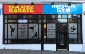 Kobe Osaka Scotland Dojo