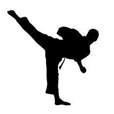 Karate Silhouette 1 225x225