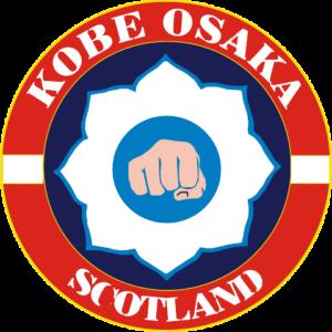 Kobe Osaka Scotland Logo