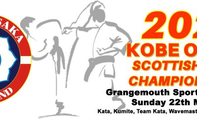 Kobe Osaka Scottish Club Championships  – Sunday 22nd March at Grangemouth Sports Complex