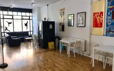 Members Lounge reopened